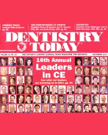2014 Leaders in Continuing Education Cover