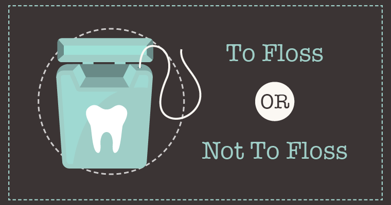 to floss or not to floss