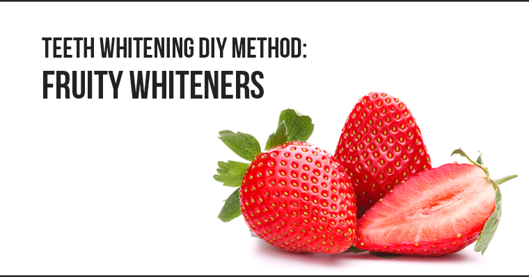 Can fruit really whiten your teeth?