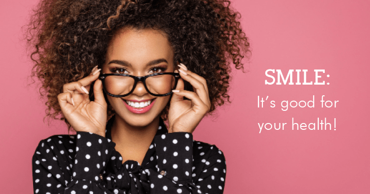 Straight teeth will help you smile more and contribute to your mental and physical well being