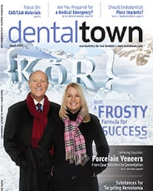 John Nosti Media File Dental Town Magazine Cover