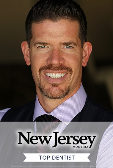 Dr. John Nosti - a dentist in New Jersey, voted Top Dentist since 2011